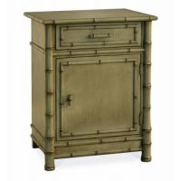 China Nightstands Faux Bamboo Nightstand on sale