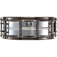 "Quality Drums Ludwig Black Magic Snare Drum 6.5x14"" for sale"