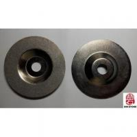 Electroplated cup wheels