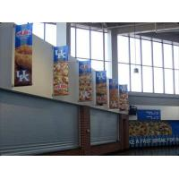 China Hanging banner Paper banner advertising banner strip banner poster on sale