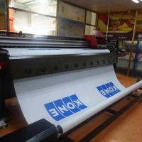 Quality 15 OZ Vinyl banner outdoor advertising 5M wide banner printing for sale