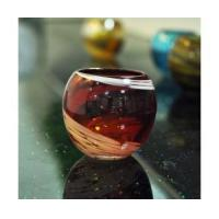 Best 360ml solid glass candle holder wholesale