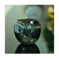 Best 460ml solid glass candle holder wholesale
