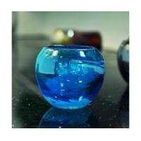 Best solid glass candle holder wholesale