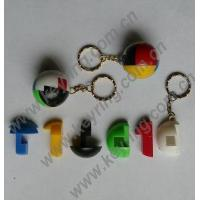 Best Keychains Plastic Ball Puzzle Keychains, Plastic Ball Puzzle Keyring wholesale