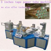 China 3 inches tape paper tube making machine on sale