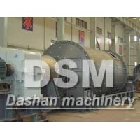 China Dry Grid Ball Mill on sale