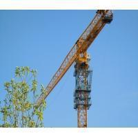 Quality QTZ100P(6012) Hydraulic Lifting Flat-top Tower Crane for Construction for sale