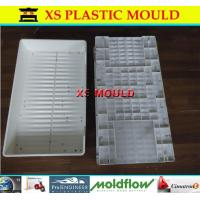 China xsmould-322plastic storage shelf mould on sale