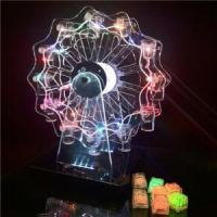 Best Ferris Wheel Shot Glass LED Wine Rack Wine Holder wholesale