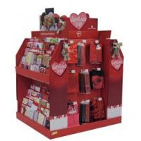 Best Corrugated Pallet Greeting Card Display Stand wholesale