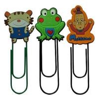Quality PVC bookmarks bookmark environmental protection for sale