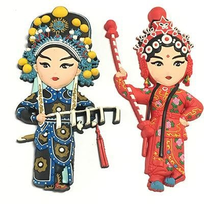 Buy Chinese style fridge magnet at wholesale prices