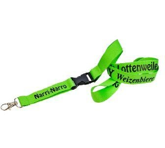 Cheap Silk screen lanyard for sale