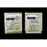 Quality Flushable Hygienic Toilet Seat Wipes for sale