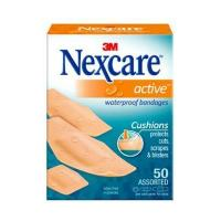 Buy cheap Bandages Nexcare Active Waterproof Bandages from wholesalers
