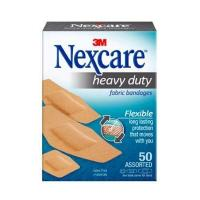 Buy cheap Bandages Nexcare Heavy Duty Fabric Bandages from wholesalers