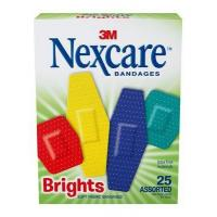 Buy cheap Bandages Nexcare Brights Soft Fabric Bandages from wholesalers