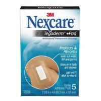 Buy cheap Skin Care Nexcare Tegaderm+Pad Waterproof Transparent Dressing from wholesalers
