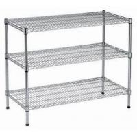 China 3 layers heavy duty chrome wire rack SII-WR18 on sale