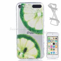 Best Lemon Slices Painted Non-slip TPU Back Cover for iPod Touch 5 6 wholesale
