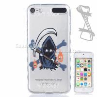 Best Grim Reaper Painted Non-slip TPU Back Cover for iPod Touch 5 6 wholesale