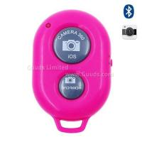 Buy cheap Bluetooth Remote Shutter for iOS Android iPhone iPad Samsung Sony LG - Rose from wholesalers