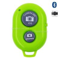 Buy cheap Bluetooth Remote Shutter for iOS Android iPhone iPad Samsung Sony LG - Green from wholesalers