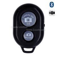Buy cheap Bluetooth Remote Shutter for iOS Android iPhone iPad Samsung Sony LG - Black from wholesalers