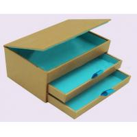 China Luxury Carton Rigid Gift Box Cosmetic Packaging Paper Box with Insert on sale
