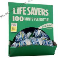 Buy cheap Floor dispiays lifesavers great value dump bin from wholesalers