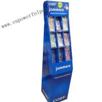 Best 9 Cells Paper Display Stand wholesale