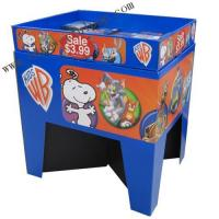 Buy cheap warner brothers kids dvd dump bin from wholesalers