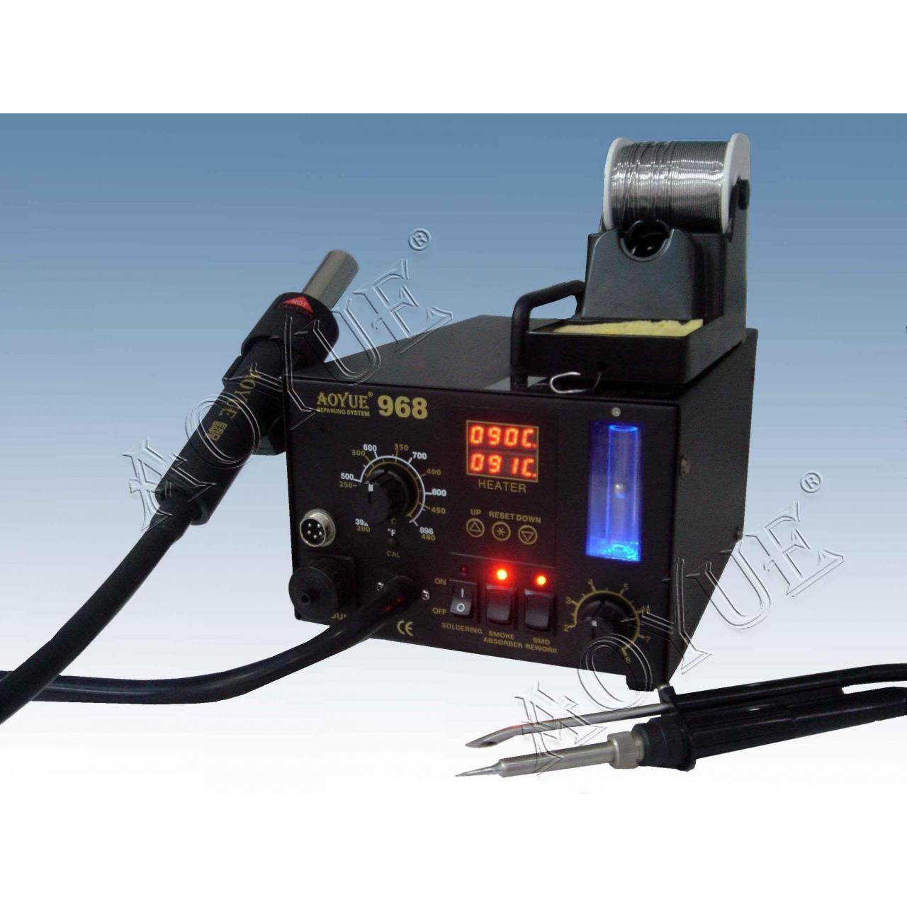 Buy cheap Aoyue 968 repair system 110V-220V from wholesalers