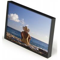 Best 4 x 6 Plastic Picture Frame for Tabletop or Wall Mount, Snap-out Lens - Black wholesale