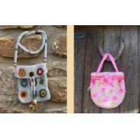 Quality Make a beautiful felt bag in The Forest Of Dean - Gloucestershire for sale
