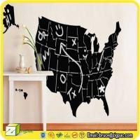 Buy cheap Wall Stickers & Decals Item wall sticker usa from wholesalers