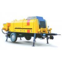 Quality Trailer-Mounted Concrete Pump for sale
