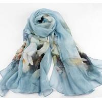 China Print Scarf silk scarf with print on sale