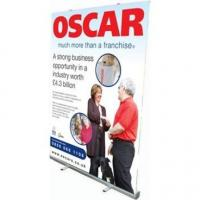 China Giant Roller Banner Stands 1500mm wide on sale