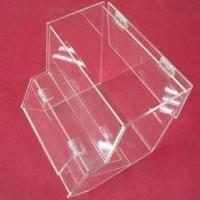 China Acrylic Display Boxes For Collectibles Model NumberP-Display Boxes-120 on sale