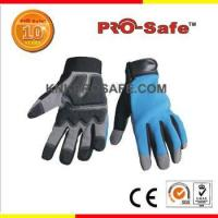 Quality KM1030 Anti-vibration gloves for sale