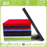 China High Quality Top Grade 18mm Acoustic Panel For Sound Absorption on sale