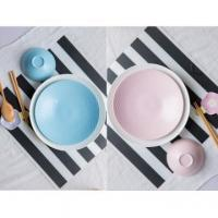 Quality Color Dinner Plate Ceramic Dinnerware Plate and Dish Solid Color Plate for Restaurant and Hotel for sale