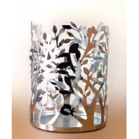 Best HWB-813588 Silver candle holder wholesale