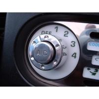 Buy cheap Chrome Trim Chrome heater & Air Conditioning control knobs from wholesalers