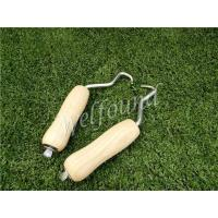 Quality Wire Tie Hand Tool with Wood Hand for sale
