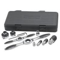 China Deburring Tools 11 Piece Master Ratcheting Tap and Die Drive Tool Set 82807 on sale