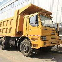 Buy cheap Howo 6*4 371hp 70T Heavy Duty Mining Off-Road Dump Truck from wholesalers