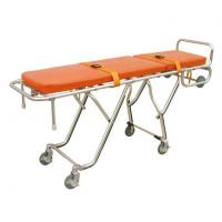 Quality Funeral Aluminum Mortuary Stretcher Cot for sale
